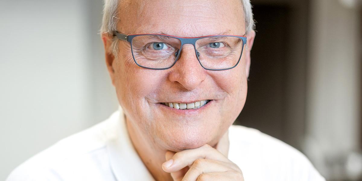 Hans-Udo Homoth — Portrait — HNO Bremen-Nord — Homoth & Keßler-Nowak
