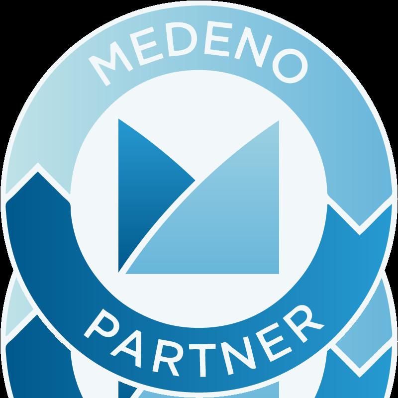 Medeno GmbH — Partner-Logo