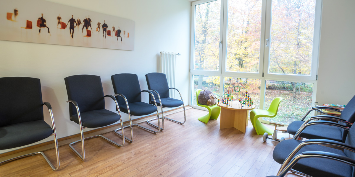 Wartezimmer — Blumenthal — HNO Bremen-Nord — Homoth & Keßler-Nowak