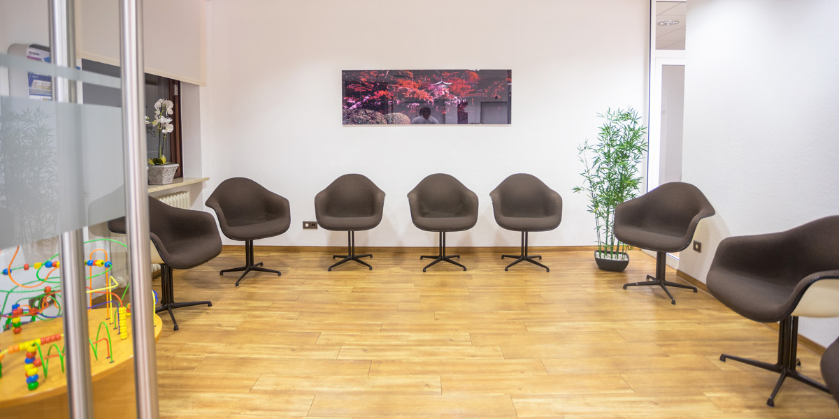 Wartezimmer — Vegesack — HNO Bremen-Nord — Homoth & Keßler-Nowak