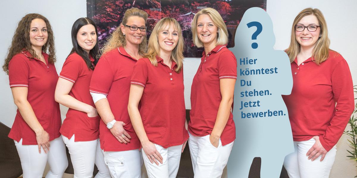 Medizinische Fachangestellte — Team — HNO Bremen-Nord — Homoth & Keßler-Nowak